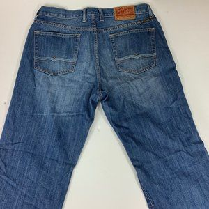 Lucky Brand Gunther Straight Leg Men's Jeans 34x2